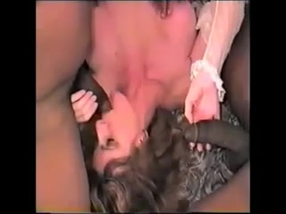 Real Amateur Wife Swallows Friends Cum